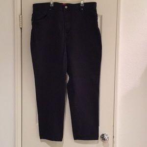 Vintage Gloria Vanderbilt Plus-Size Stretch Jeans